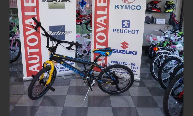 BMX unisex del 20